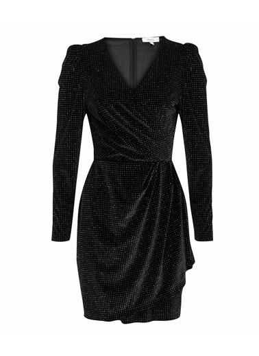 Ipekyol Anvelop Elbise Siyah